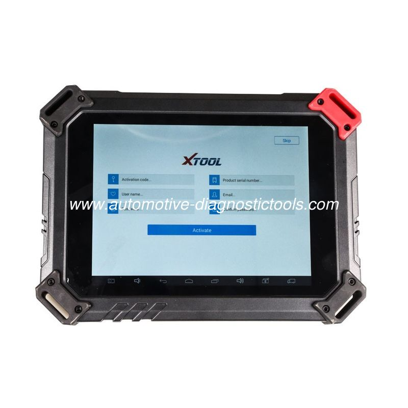 XTOOL EZ500 HD Heavy Duty Full System Truck Diagnostic Tool with Special Function