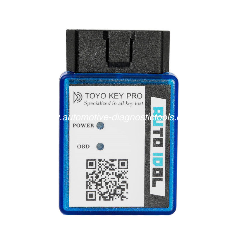 New Toyo Key Pro OBD II Car Key Programmer Support Toyota 4D, 4D-G, 4D-H All Key Lost