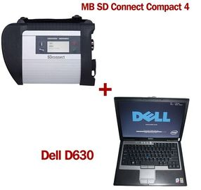 MB SD Connect Compact 4 Star Diagnosis 2016.05V Software Version Plus Dell D630 Laptop